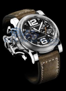グラハムChronofighter RACの2CRBS.B02A.L81B