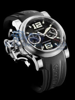 グラハムChronofighter RACの2CRBS.B03A.K25B