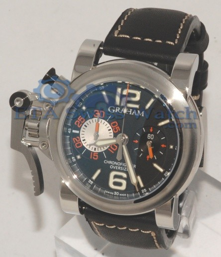 2OVAS.B07A.K10B Graham Chronofighter Oversize