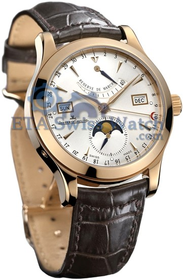 Jaeger Le Coultre 151242A Мастер календарь