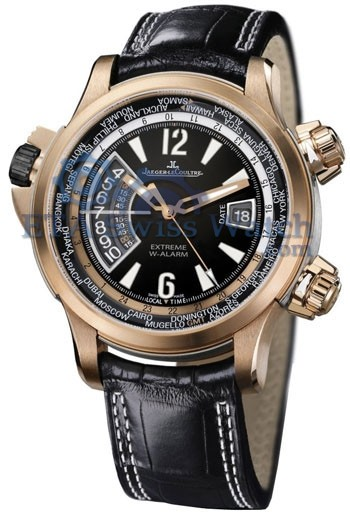 Jaeger Le Coultre Master Compressor Chronograph 177244V World Ex