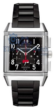 Jaeger Le Coultre Reverso Squadra World Chronograph 702T670