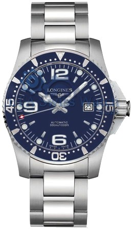 Longines Conquest Hydro L3.642.4.96.6