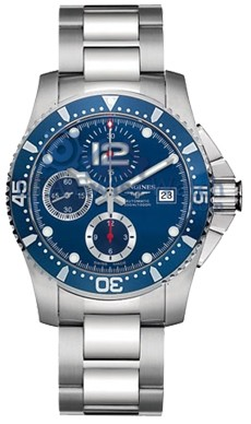 Longines Conquest Hydro L3.644.4.96.6