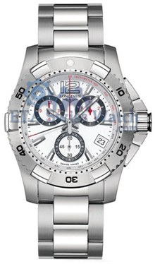 Longines Conquest Hydro L3.650.4.16.6