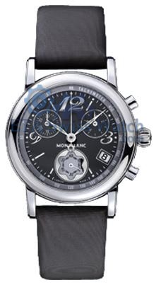 Mont Blanc Star Steel 102355