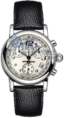 Mont Blanc Star Steel 104147