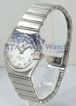 Mesdames Omega Constellation petites 111.15.26.60.55.001