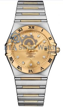 Omega Constellation 111.20.36.20.58.001 Caballeros