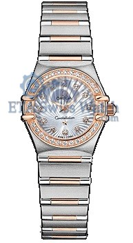 Omega Constellation Mesdames Mini 111.25.23.60.55.003