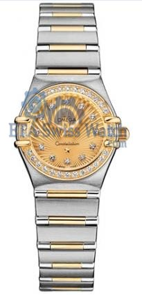 Omega Constellation Mesdames Mini 111.25.23.60.58.001