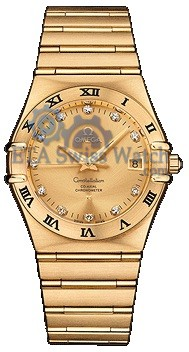 Omega Constellation HAU 111.50.36.20.58.001