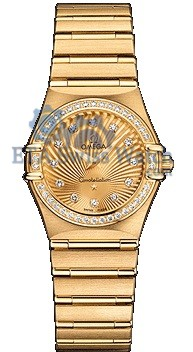 Mesdames Omega Constellation petites 111.55.26.60.58.001