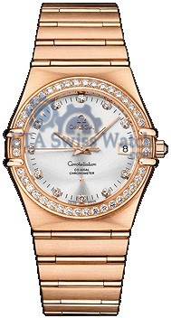 Gents Omega Constellation 111.55.36.20.52.001