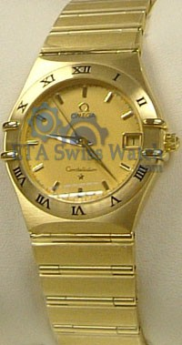 Omega Constellation 1112.10.00 Caballeros
