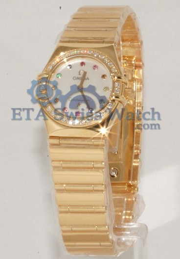 Omega Constellation Iris My Choice 1164.79.00