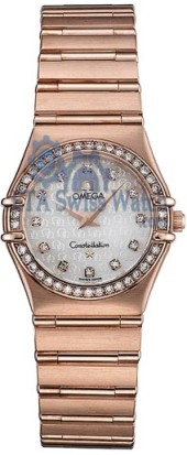 Mesdames Omega Constellation petites 1158.75.00
