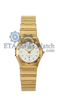 Omega Constellation Mini Ladies 1162.30.00