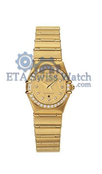 Omega Constellation Ladies Mini 1167.15.00