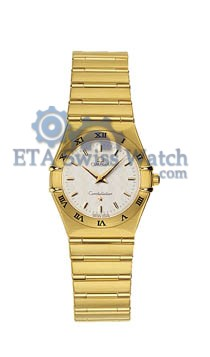 Ladies Omega Constellation Small 1172.30.00