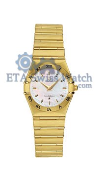 Ladies Omega Constellation Small 1172.70.00