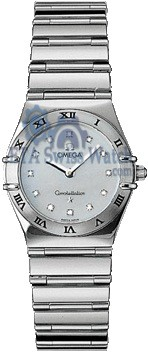 Ladies Omega Constellation Small 1173.76.00