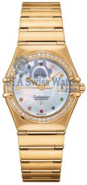 Omega Constellation My Choice Iris 1195.79.00