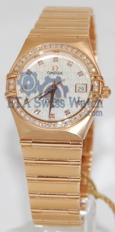 Mesdames Omega Constellation 1197.75.00
