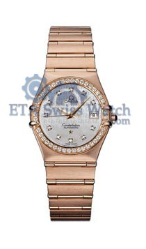 Ladies Omega Constellation 1198.75.00