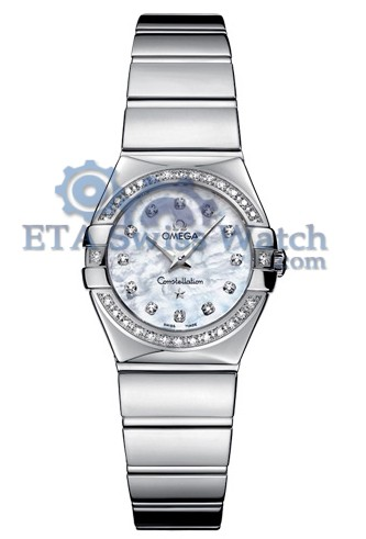 Ladies Omega Constellation 123.15.24.60.55.003