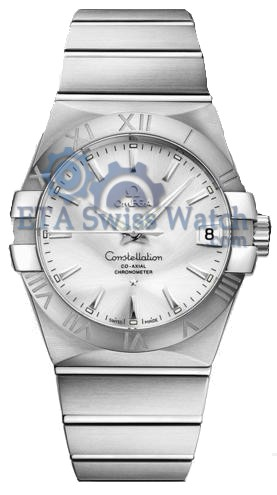 Omega Constellation Gents 123.10.38.21.02.001