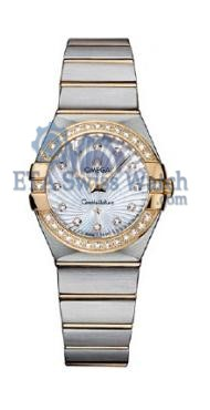 Ladies Omega Constellation Small 123.25.27.60.55.004