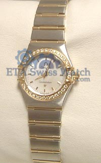 Omega Constellation Mini Ladies 1267.70.00