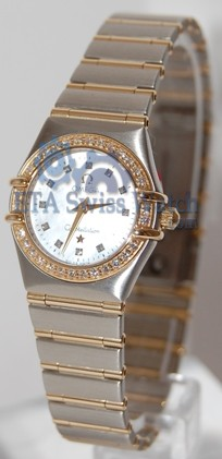 Omega Constellation Mini Ladies 1267.75.00