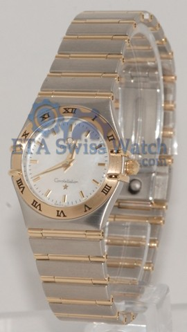 Mesdames Omega Constellation petites 1272.70.00