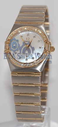 Ladies Omega Constellation Small 1277.75.00