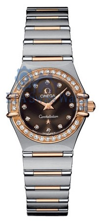 Omega Constellation Mini Ladies 1360.60.00