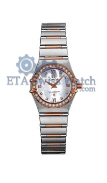 Omega Constellation Mesdames Mini 1360.76.00