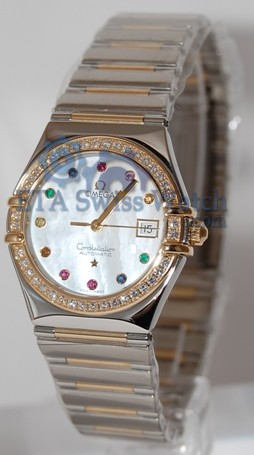 Omega Constellation Iris My Choice 1396.79.00