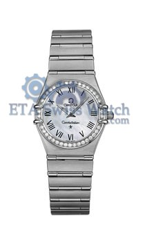 Mesdames Omega Constellation petites 1476.61.00