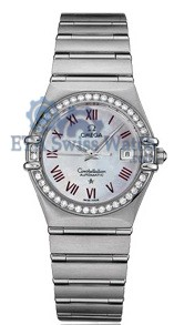 Ladies Omega Constellation 1497.63.00