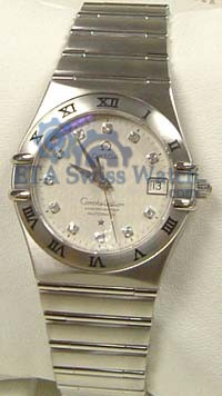Gents Omega Constellation 1504.35.00