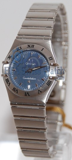 Omega Constellation Mini Ladies 1562.40.00