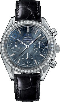 Ladies Omega Speedmaster 3835.76.31