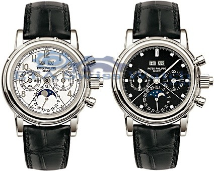 Patek Philippe Grand Complications 5004P