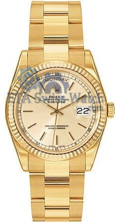 Rolex Day Date 118238 - Click Image to Close