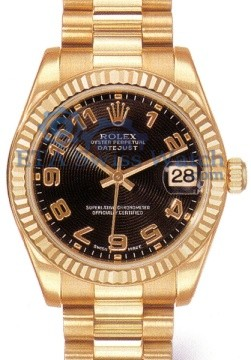 Rolex Mid-size Datejust 178275 - Click Image to Close