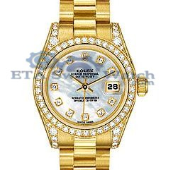Lady Rolex Datejust 179158