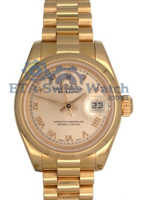Rolex Lady Datejust 179165