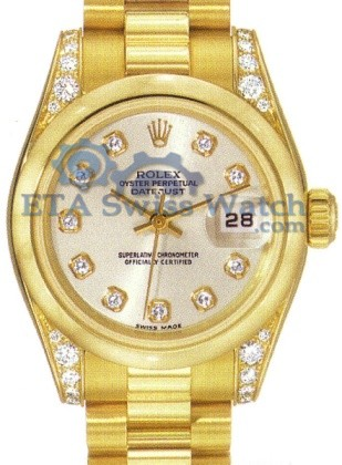Rolex Lady Datejust 179298